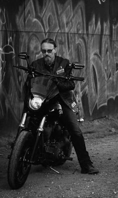 Chibs, one of my fav characters