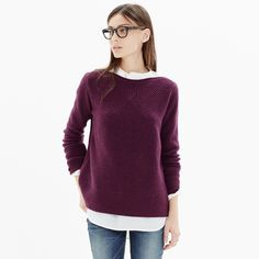 Assembly Pullover : pullovers | Madewell