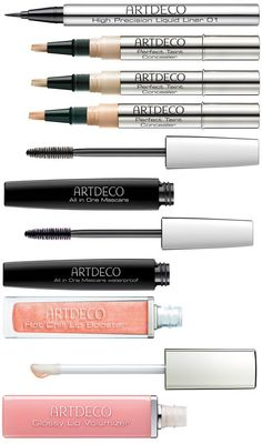 Artdeco Sexy 30 Years Collection - Beauty Trends and Latest Makeup Collections Beauty News, Beauty Trends, Cosmetics News, Power Of Makeup, Latest Makeup, Liquid Liner, Glossy Lips, Makeup Trends, Makeup Collection