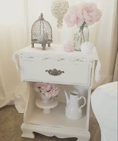 Farmhouse and Shabby Chic home decor ideas