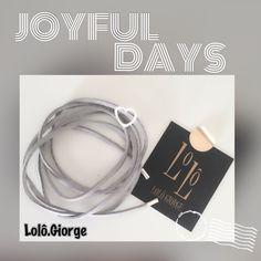 Dias alegres e com muito amor!#lologiorge #prata #joia #pulseira #colar #encomenda #moda #estilo  WhatsApp (11)9.9901.9408 heloisa@lologiorge.net www.lologiorge.com.br
