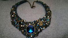 manchette jonc - créations de perles