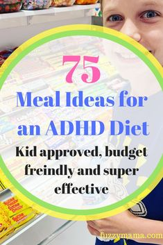 Ditch the sugary processed foods and see your kids behavior change! These meal ideas for an adhd diet are super yummy, budget friendly and super effec. Behavior Change, Kids Behavior, Natural Health Remedies, Herbal Remedies, Cold Remedies, Adhd Diet, Freundlich, Natural Treatments, Natural Healing