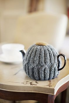 Cute tea cozy!
