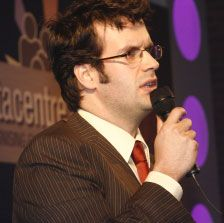 Marcus Brigstocke is a major British comedy talent as writer, actor, presenter and performer. Allegedly, he is heard on Radio 4 more frequently than the shipping forecast.