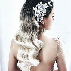retro wedding hair wedding hairstyles for women 2020 Wedding Hair Styles For Women wedding hairstyles for women Bride Hairstyles For Long Hair, Loose Hairstyles, Braided Hairstyles, Elegant Hairstyles, Bridal Hairstyle, Hairstyle Ideas, Retro Wedding Hair, Elegant Wedding Hair, Bridal Braids