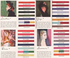 1940s Makeup-to-match-the-Artists-Palette