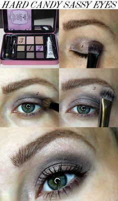 Natural eyes makeup look >> #naturaleyemakeup #eyemakeup