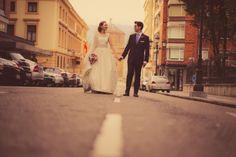 Todo el diseño y decoración de la boda corrió a cargo de la empresa de organización de bodas Per Sempre Eventos. Fotografía de victorlafuente.com