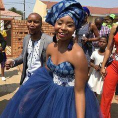 Tswana Traditional Wedding / Dresses And Wear ⋆ Setswana Traditional Dresses, African Traditional Wedding Dress, Traditional African Clothing, Traditional Wedding Attire, Traditional Weddings, African Wedding Attire, African Attire, African Dress, African Weddings