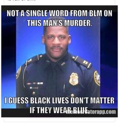 """I'm sick of this """"black lives matter"""" crap. ALL lives matter every color gender religion age EVERYONE! no one is better than anyone else. Louisiana, Police Lives Matter, Police Life, Liberal Logic, H & M Home, Single Words, All Family, We The People, Black People"""