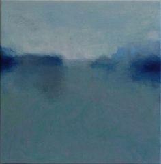 "Saatchi Online Artist Janise Yntema; Painting, ""4pm Still"" #art"