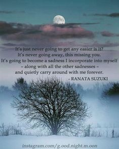 Must find ways to continue without him with me.....it's easier said than done.....