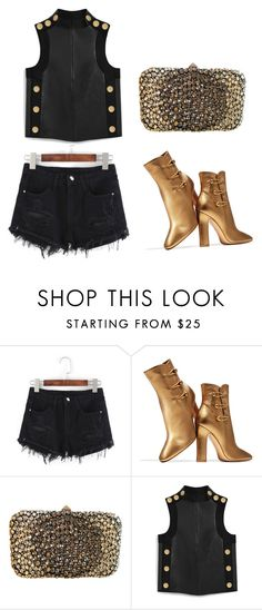 """""""Untitled #17"""" by amela-besic ❤ liked on Polyvore featuring Gianvito Rossi, Valentino and Mulberry"""