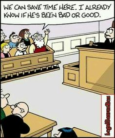 This is funny, especially since I have jury duty all this week! Funny Cartoons, Funny Comics, Funny Memes, Daily Cartoons, 9gag Funny, Christmas Jokes, Christmas Fun, Christmas Cartoons, Holiday Fun