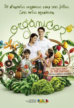 campanha organicos do minist agricultura