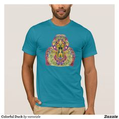 Colorful Duck T-Shirt