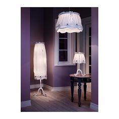 LYRIK Lampe de table IKEA Apporte une touche de douceur à une pièce.