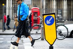 The Best Street Style from London Men's Fashion Week Fall 2015