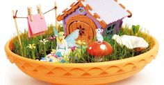 Come and enter this fantastic giveaway to win a Fairy Garden from the lovely people at Interplay.
