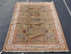 "Karastan ""Paysage"" rug, 8'8"" x 12'3""  Available in our December 13th Catalog   #rugs #rug #runners #karastan #paysage"