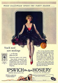 Ipswich De Luxe Hosiery, 1926. by v.valenti, via Flickr