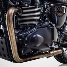 DBSC Bonneville | BC Blog - DRAG PIPE EXHAUST SYSTEMView Product Details