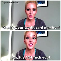 Jenna Marbles | Questions #3