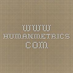 www.humanmetrics.com