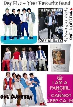 """""""My Favorite Band!"""" by musicprincess-1 ❤ liked on Polyvore"""