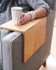 Cup + sofa