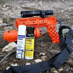 Pepper Spray Gun - Survival Life Deals