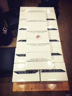 iPad Mini 2 16G  32G  64G 4G Wifi mới 100% màu Trắng