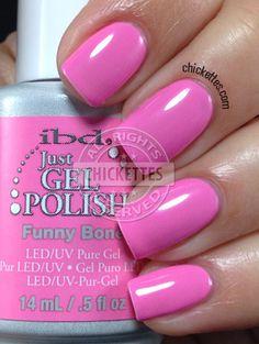 ibd Just Gel Polish - Funny Bone