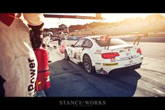 Stance Works - BMW Team RLL Tackles Laguna Seca