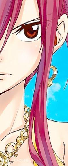 Erza Scarlet Weekly Shonen Magazine, Erza Scarlett, Super Manga, Fairy Tail Quotes, Fairy Tail Erza Scarlet, Jellal And Erza, Anime Rules, Fairy Tail Characters, Fairy Tail Girls