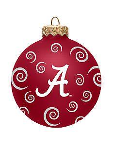 Alabama Christmas Ornaments