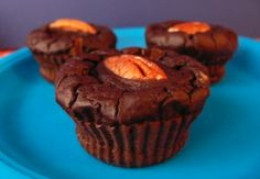= PROTEIN POW(D)ER !: Sophie's Chocolate Protein Muffins