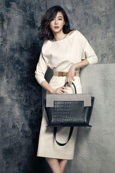 Jeon Ji Hyun - Rouge & Lounge S/S 2015