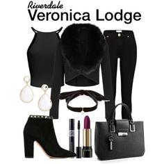 Riverdale Set, Riverdale Halloween Costumes, Veronica Lodge Outfits, Riverdale Fashion, Chic Outfits, Fashion Outfits, Fandom Outfits, Casual Cosplay, Different Dresses