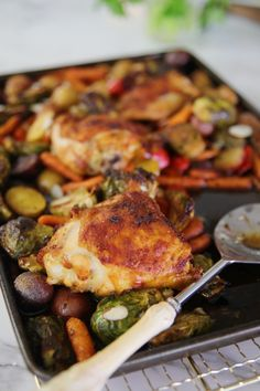 Easy Fall Sheet Pan Dinners!