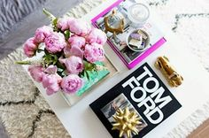 Mimosa Lane: You can never have too many coffee table books