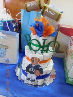 Katrina C's Baby Shower / Polo - Photo Gallery at Catch My Party Polo Themed Baby Shower, Baby Shower Parties, Baby Shower Themes, Baby Showers, Party Themes, Theme Parties, Party Ideas, Birthdays, Baby Boy