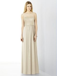 After Six Bridesmaids Style 6726 http://www.dessy.com/dresses/bridesmaid/6726/#.VaVyU7VN61s