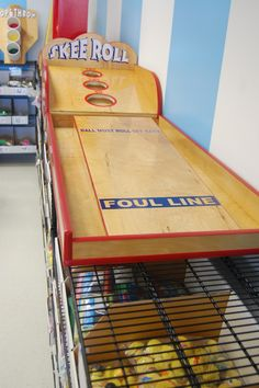 48972565a6e2 Skee Roll Game-  45.00 rental - (Stafford store only