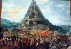 Tower of Babel Frans Francken Ⅱ(1581-1642)