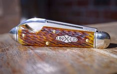 Great Eastern Cutlery. GEC 85eo. Traditional Pocket Knife. Photo by Anderson