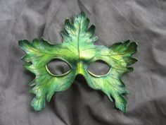 greenman | fairly small and simple Greenman (or Greenwoman), with an Oak-leaf ...