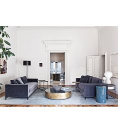 Louis Up Meridiani Sofa
