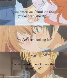 Golden Time, Finding The One, Wish, Anime, Cartoon Movies, Anime Music, Animation, Anime Shows